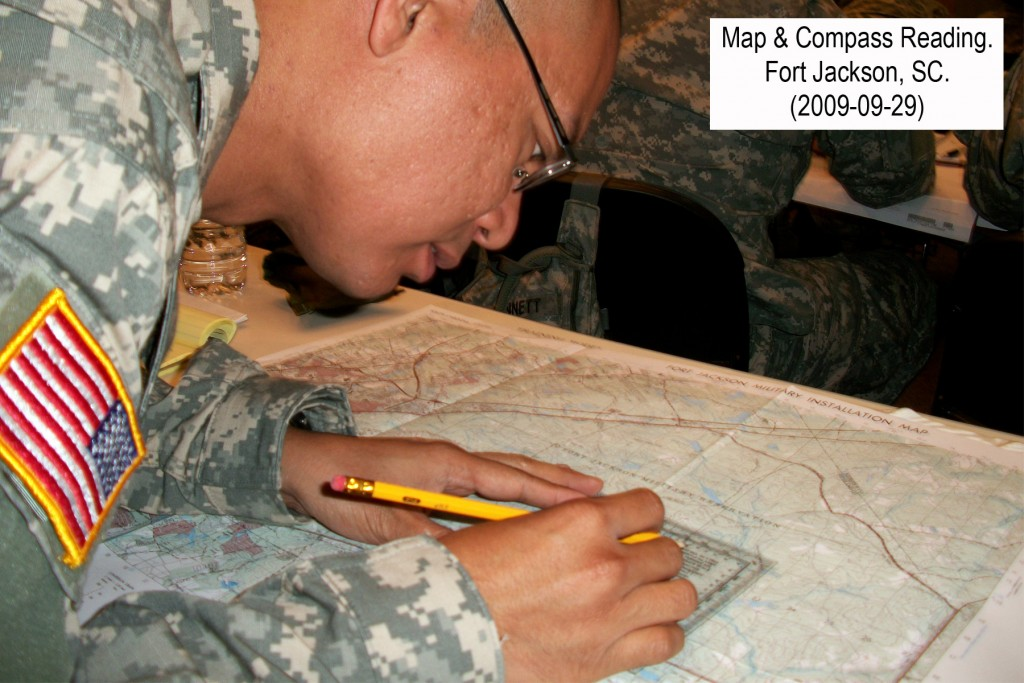 Map Reading & Land Navigation