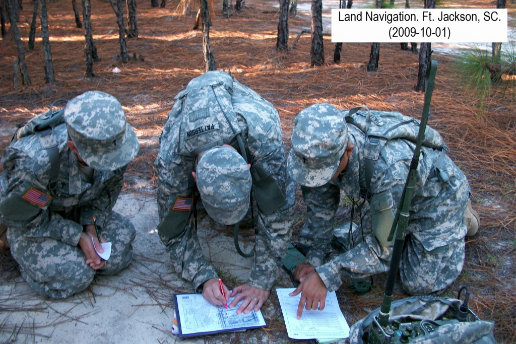 Day & Night Land Navigation