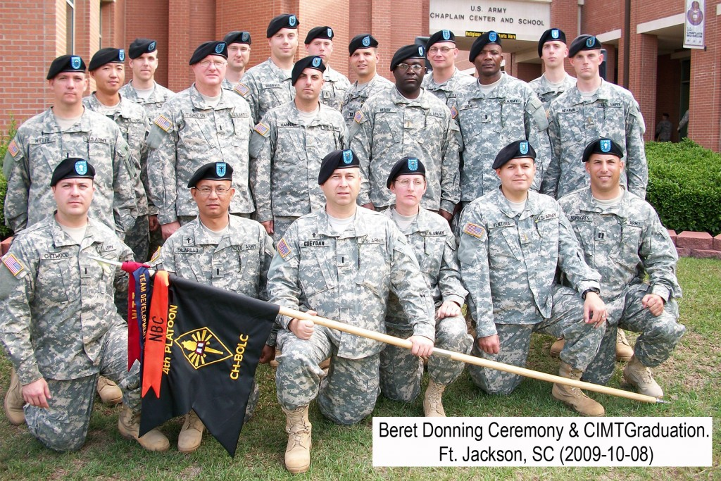 4th Platoon with SGL CH Winton