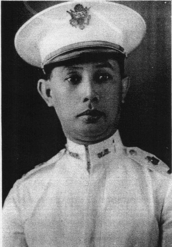 Then Fr (1LT) Pedro Pajarillo (Circa 1932)