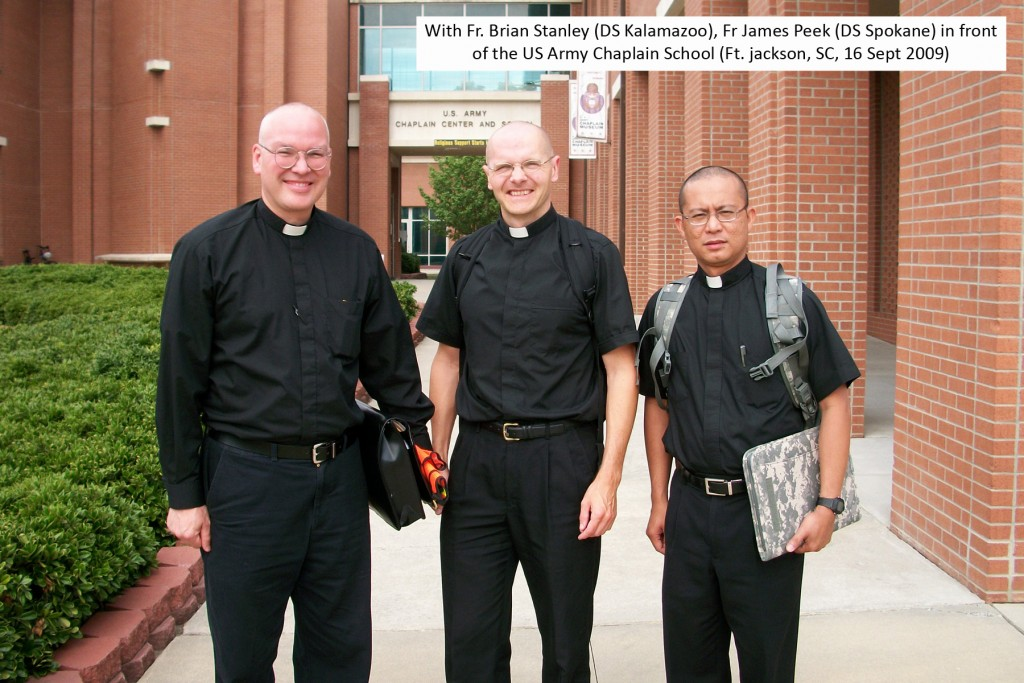 Catholic Chaplains